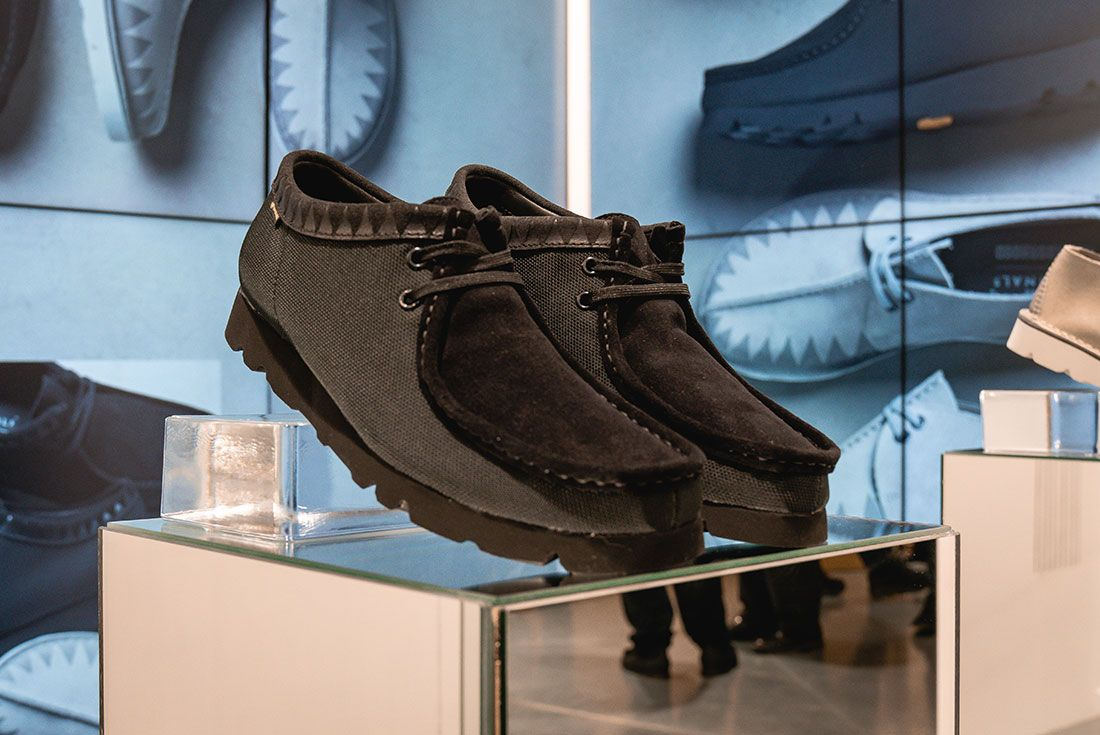 Clarks Originals Paris Fashion Week Neighborhood Desert Trek Wallabee3