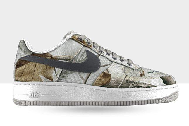Nike Af1 Realtree Camo Options 6