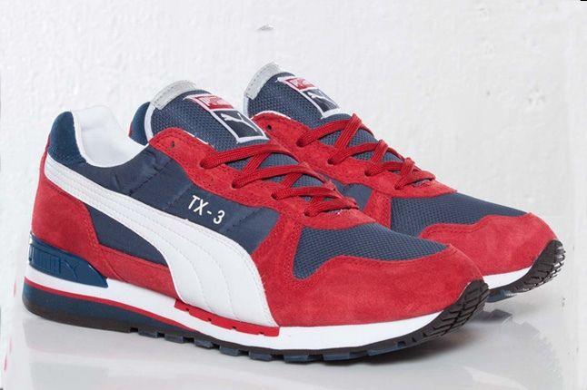 Puma Tx 3 Red Hero 1