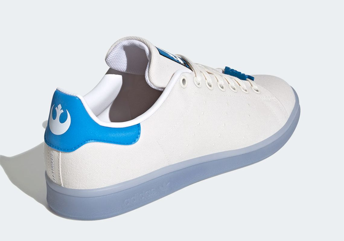 Star Wars adidas Stan Smith Luke Skywalker Heel