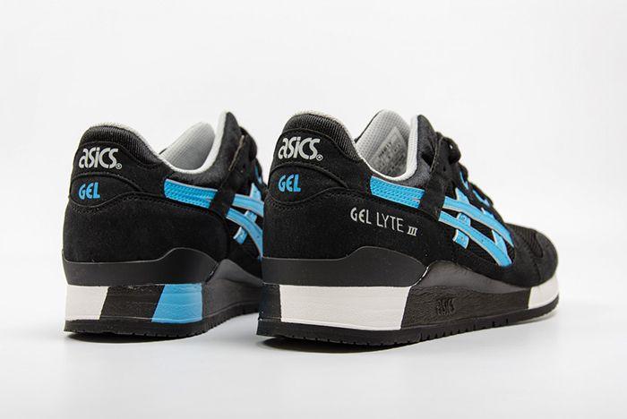 Asics Gel Lyte Iii Metro Pack Blackatomic Blue2