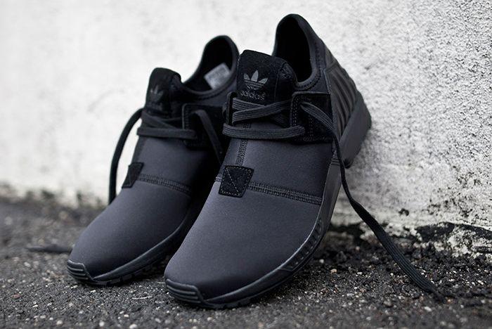Adidas Zx Flux Plus Core Black3