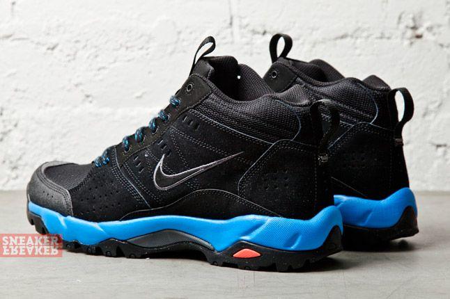 Nike Salbolier Mid Dark Grey Photo Blue 1