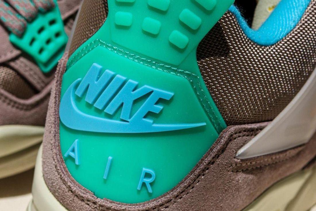 Union L.A. x Air Jordan 4 'Taupe Haze' AKA 'Trails'