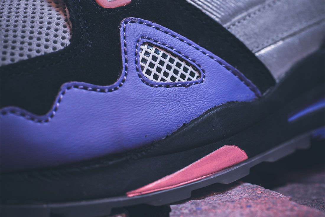 Le Coq Sportif X Opium Lcs R1000 Up Close Toe