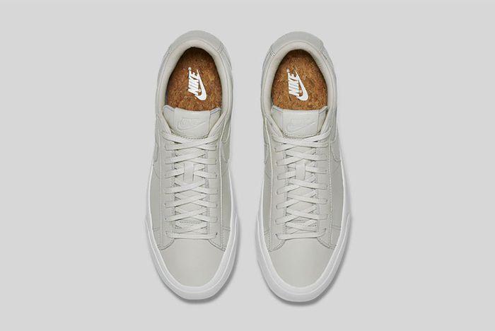 Nike Blazer Low Premium Leather 1