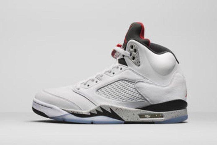 Jordan Brand Officially Reveal Five New Air Jordan 5S4