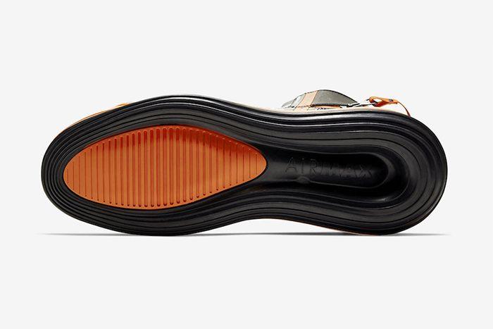 Nike Air Max 720 Saturn March Madness Black Team Orange Ci1959 036 Release Date Outsole