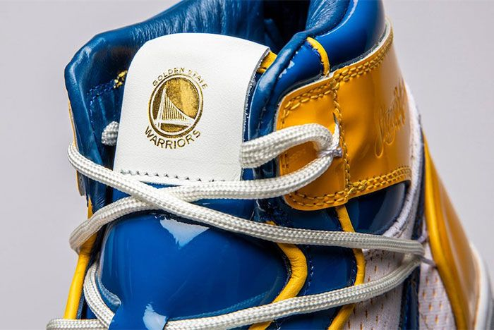 Golden State Warriors Air Jordan 1 Championship Release Date 1