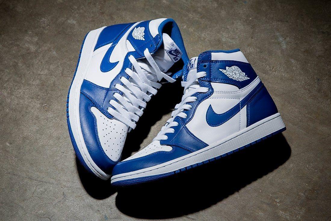 Air Jordan 1 Storm Blue12