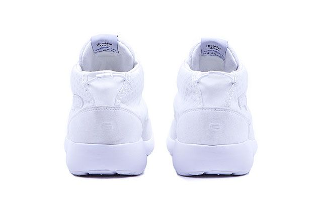 Greats Bab White Heel