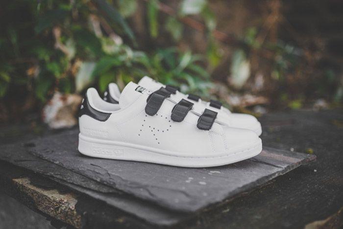 Raf Simons Adidas Stan Smith Comfort White Black 3