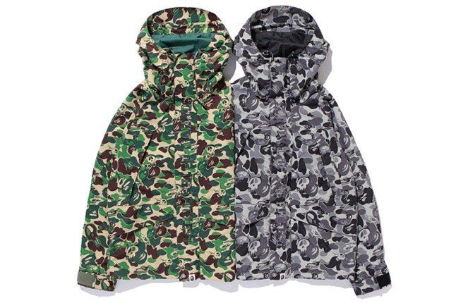 A Bathing Ape X Stussy 2010 Holiday Collection 1A 1