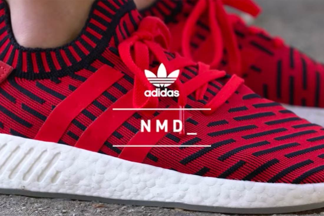 Night Shift Adidas Nmd Nyc 3