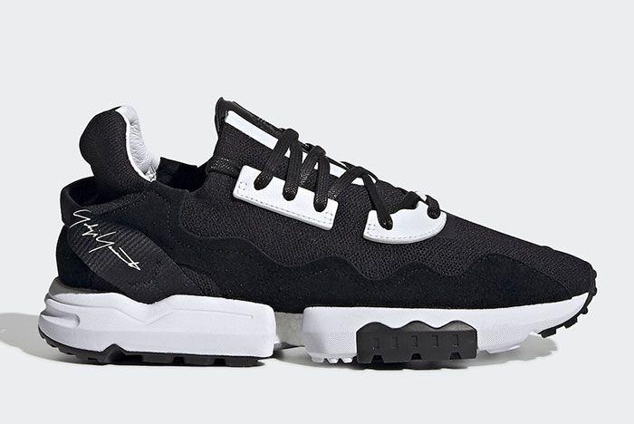 Adidas Y 3 Zx Torsion Black Ef2624 Lateral
