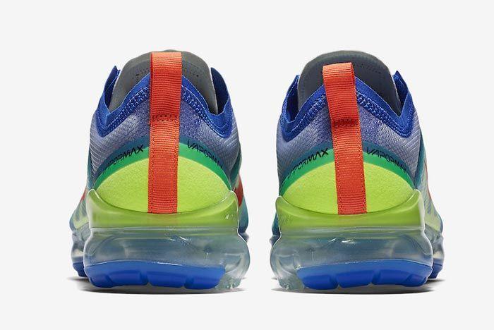 Nike Air Vapormax 2019 Multicolour Heels