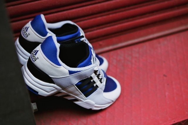 Adidas Eqt 93 Royal Blue Bumperoo 3