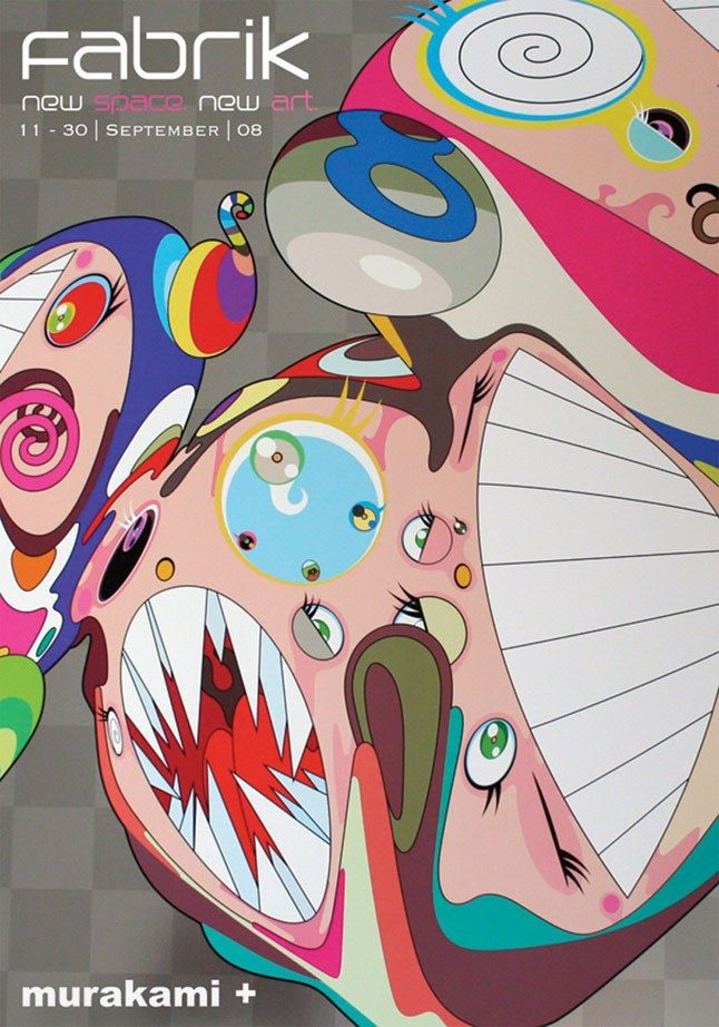 Fabrik Presents Takashi Murakami 1