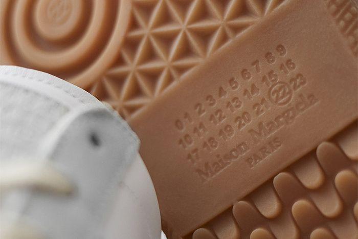 End Maison Margiela Replica Sneaker Graffiti Release Date Outsole