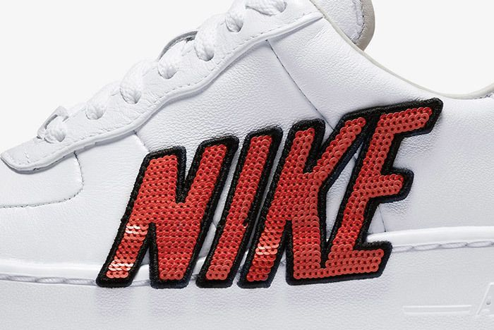 Nike Air Force 1 Upstep Sequin 11