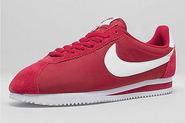 Nike Cortez Nylon Red 2