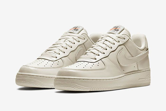 Nike Af1 Swoosh Pack Bone Sneaker Freaker 3