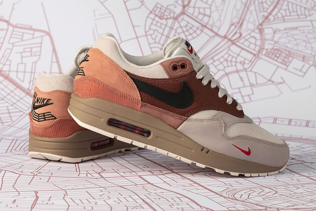 Where To Buy The London And Amsterdam Nike Air Max 1s