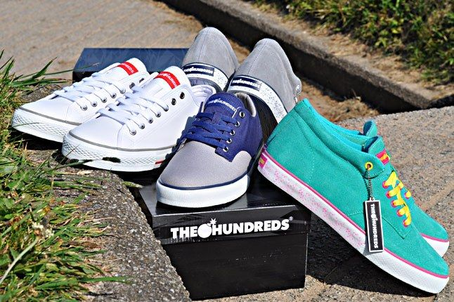 Hundreds Sneakers Soleheave 1