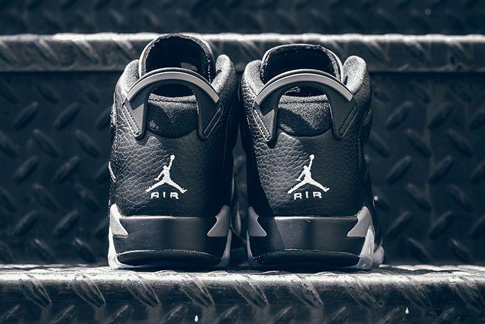 Air Jordan 6 Bg Blackcool Grey4