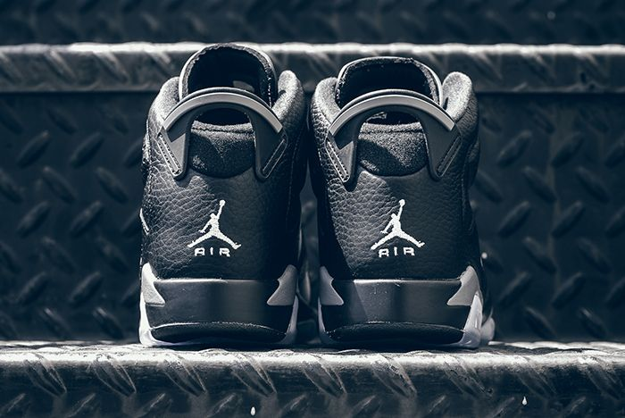Air Jordan 6 Bg Blackcool Grey4