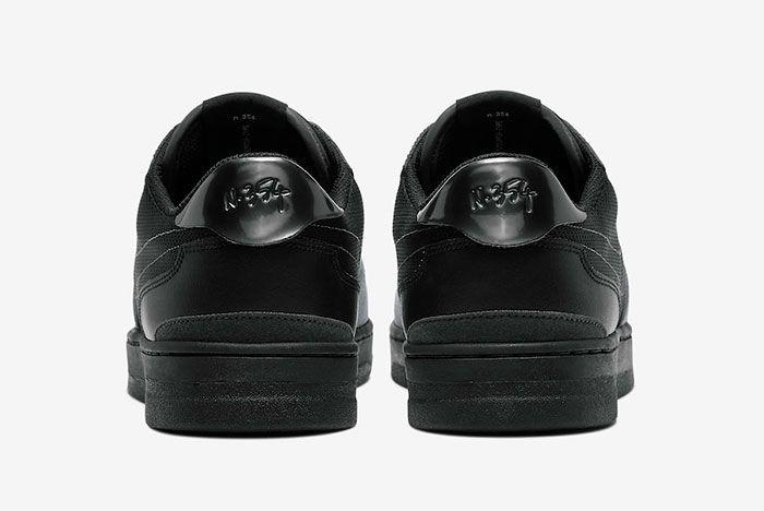 Nike Squash Type Black Anthracite Cj1640 001 Heel
