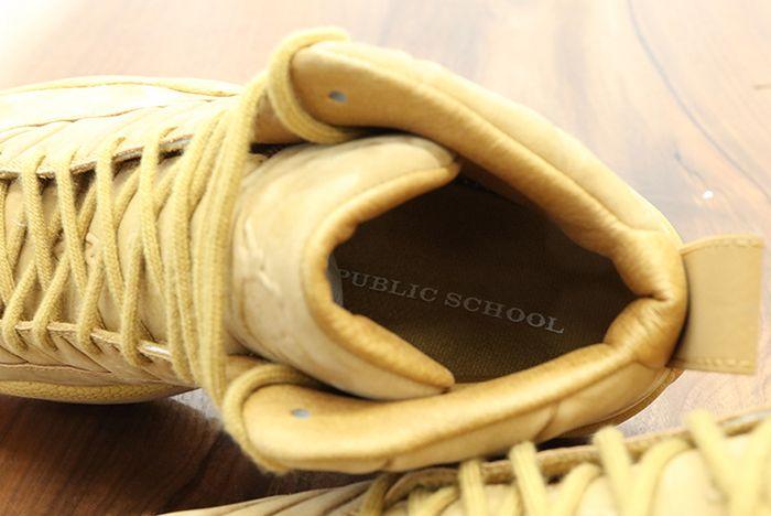 Psny X Air Jordan 12 Wheat4