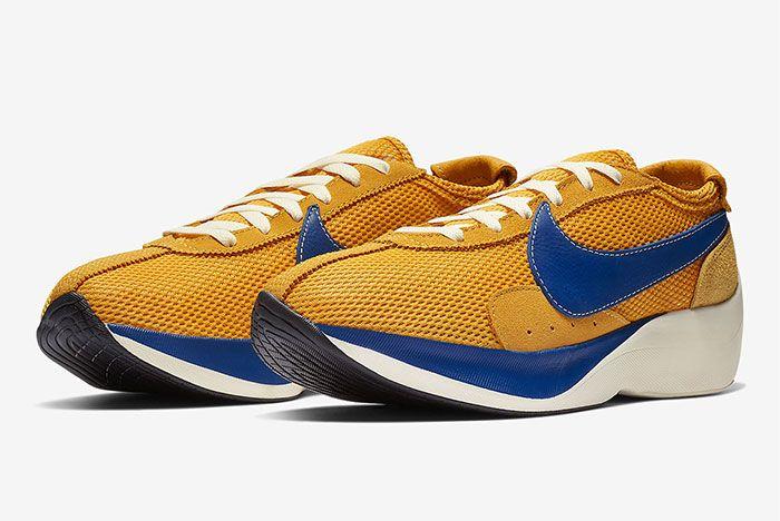 Nike Moon Racer Bv7779 700 Yellow 5