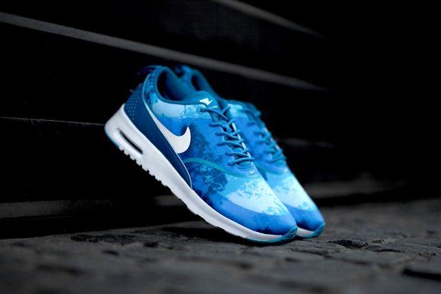 Nike Air Max Thea Print Blue Lacquer 4