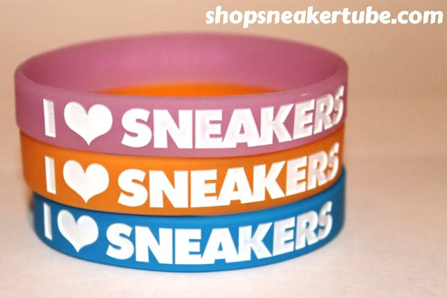 I Love Sneakers Bands 3 Pack 1