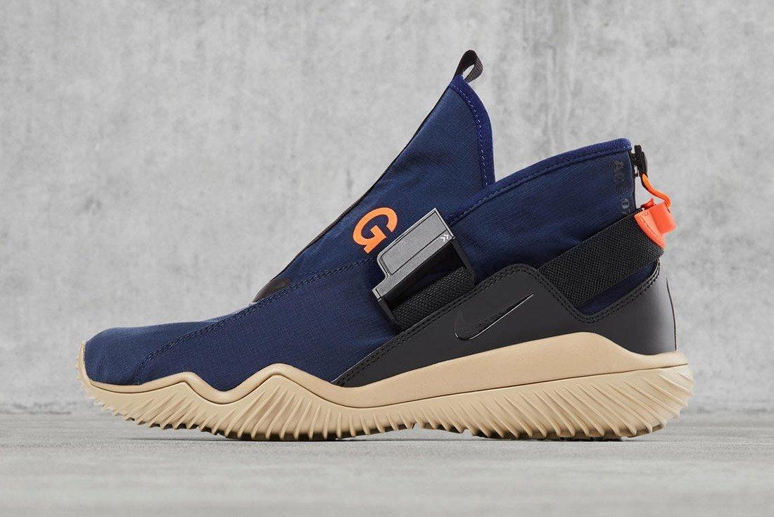 Material Matters Nike Acg Tech 07 Kmtr Blue Open