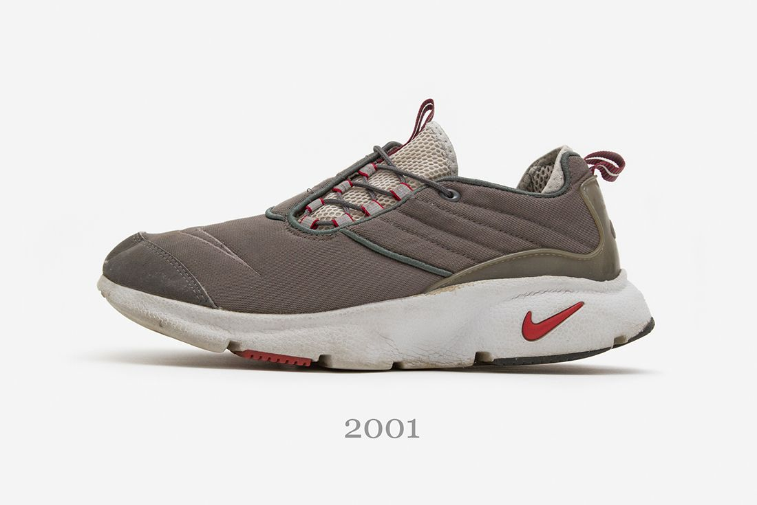 History Of The Nike Air Footscape 3