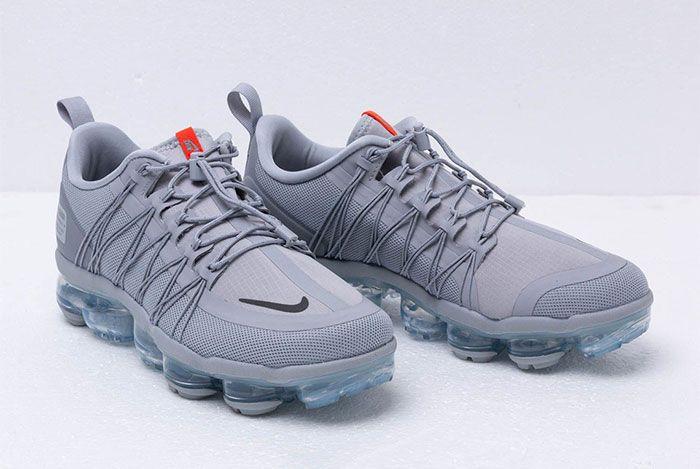 Nike Vapormax Run Utility Wolf Grey 4