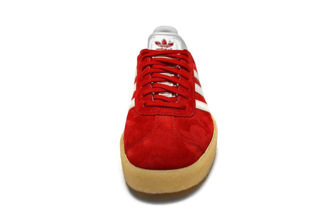 Mr Completely X Adidas Gazelle Crepe Sole 4