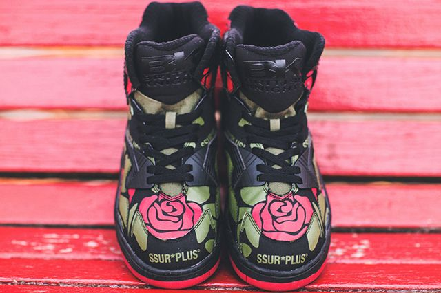 Ssur X British Knights Control Hi Rose Camo 3