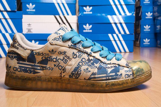 Dean Morris Adidas Superstar 29 1