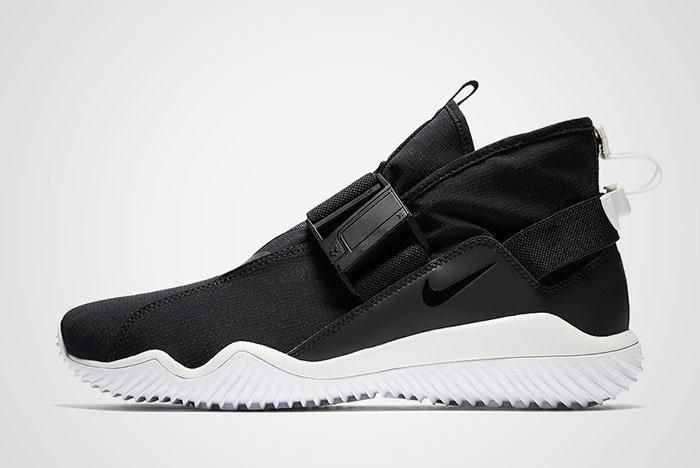 Nikelab 07 Kmtr Black White Thumb