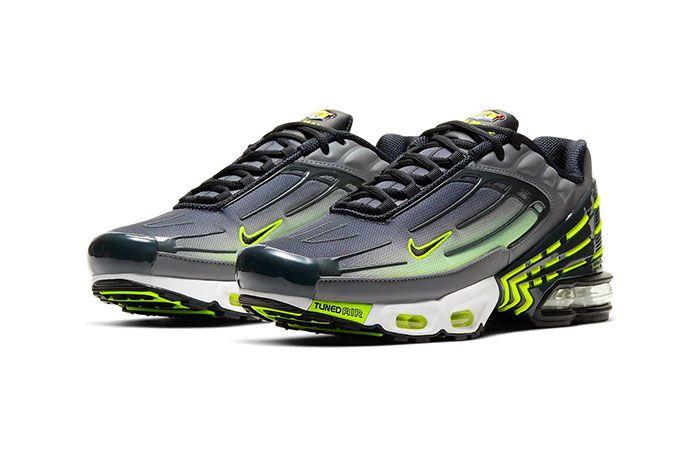 Nike Air Max Plus 3 Lemon Venom Toe