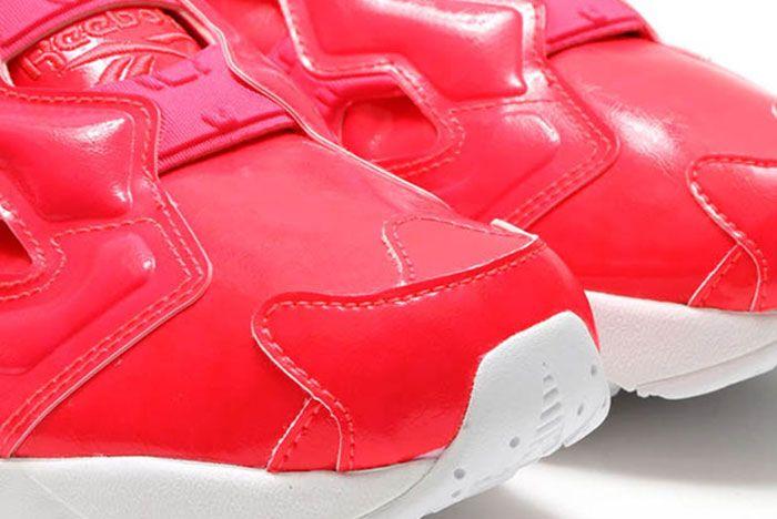 Reebok Insta Pump Fury Gloss Cherry Red 2