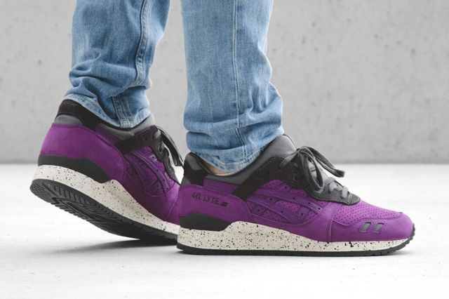 Asics Gel Lyte 3 After Hours 2