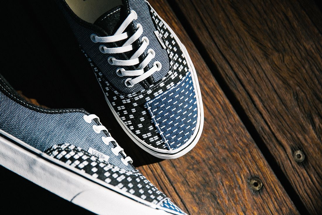 Vans Patchwork Pack 3