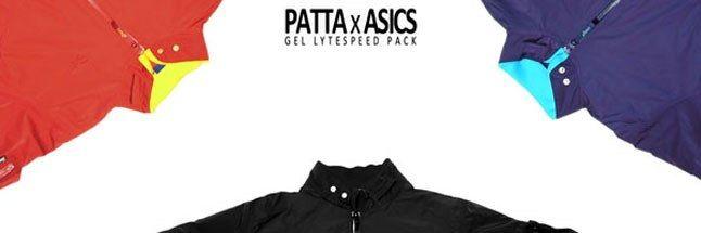 Patta X Asics Gel Lyte Speed Jacket 2