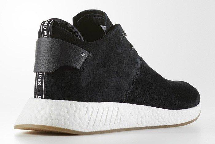 Adidas Nmd Cs2 Suede Black 3