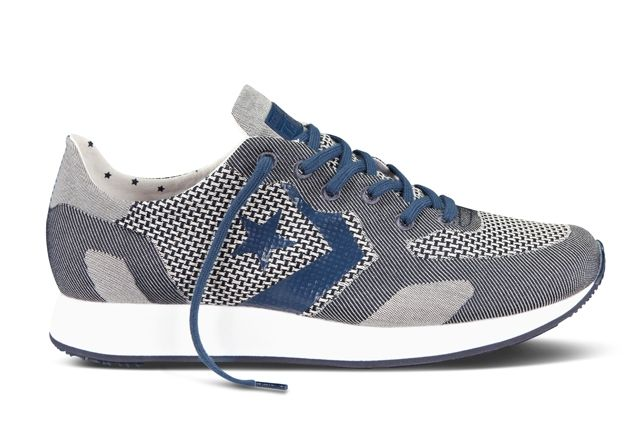 Converse Cons First String Engineered Auckland Racer Navy