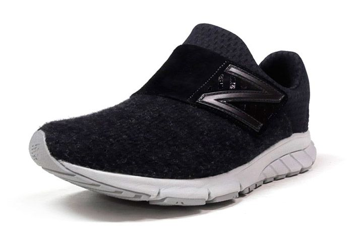New Balance Rush Slip On Black 6